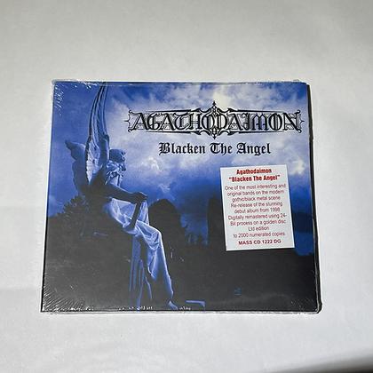 Cd Agathodaimon Blacken the Angel