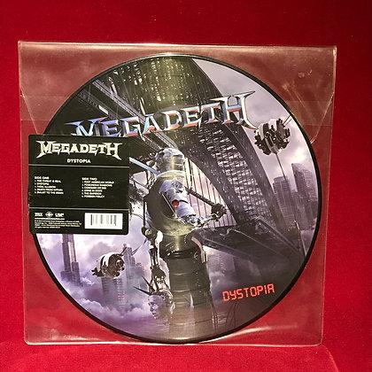 Megadeth dystopia ( nuevo )