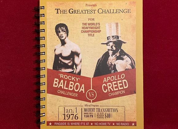 Cuaderno Rocky