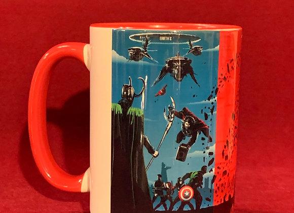 Mug Avengers 15 onz