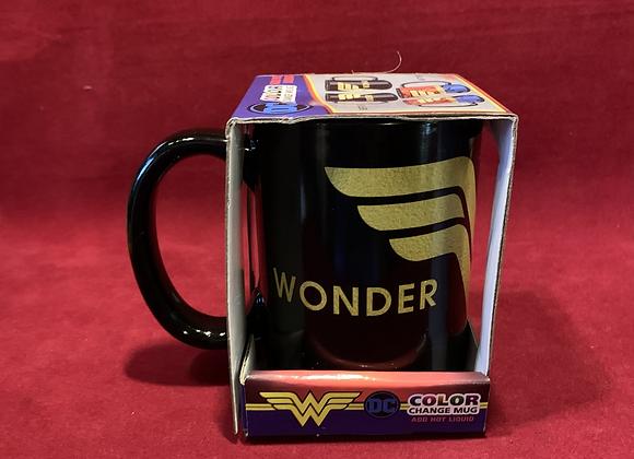 Mug mágico Wonder Woman