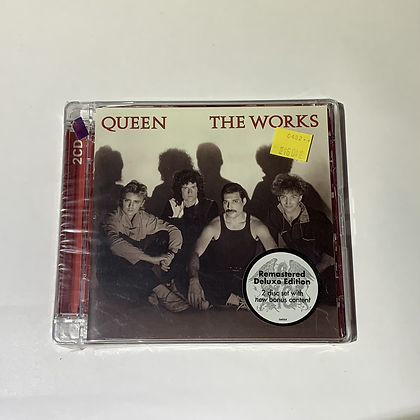 Cdx2 Queen The Works