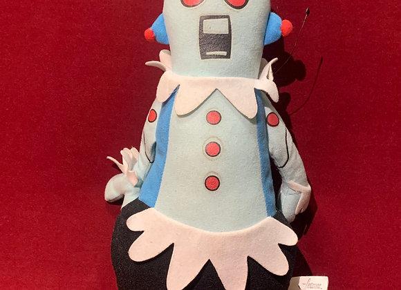 "Peluche Robotina 13 "" original Supersonicos"