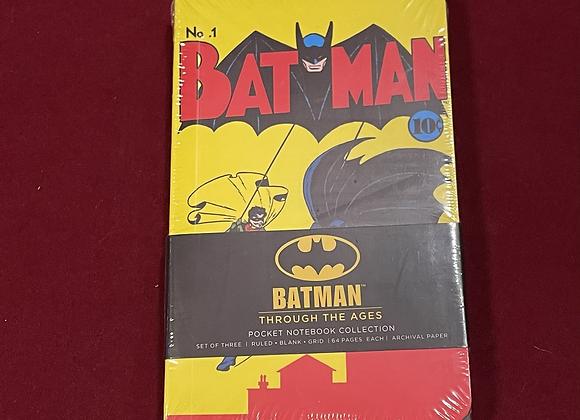 Libreta Batman x 3