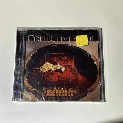 Cd Collective Soul Disciplined Breakdown (usado)