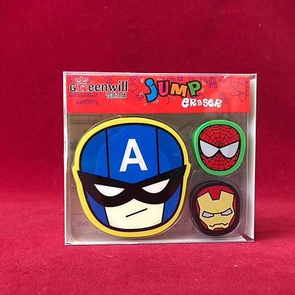 Borradores de Super Heroes