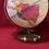 Thumbnail: Globo terráqueo 20 cm base metálica
