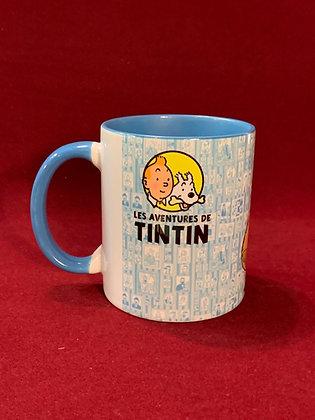Mug Tintin