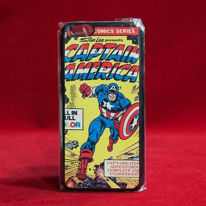 Carcasa Capitán América