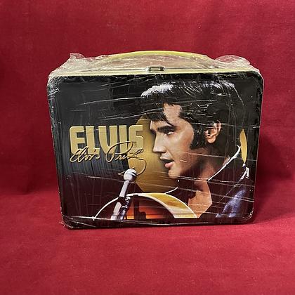 Lonchera metálica Elvis Presley
