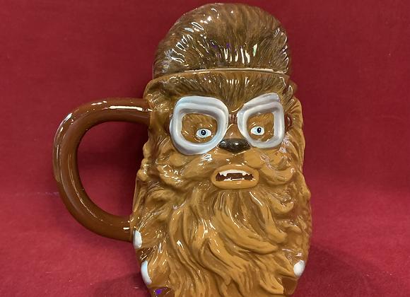 Mug Chewbacca 591ml 20 onz