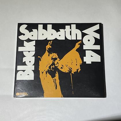 Cd Black Sabbath Vol 4