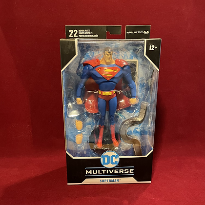 Figura Superman Multiuniverse