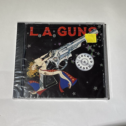 Cd L.A Guns Cocked & Loaded
