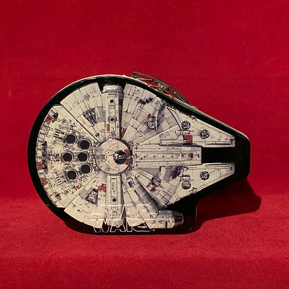 Lonchera metálica Star Wars