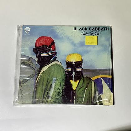 Cd Black Sabbath Never Say Die (usado)