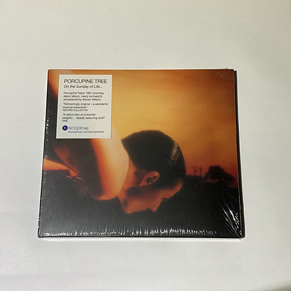 Cd Porcupine Tree On the Sunday of Life