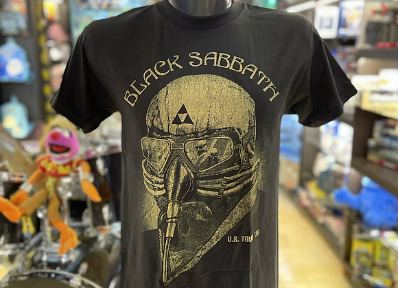 Camiseta Black Sabbath  Oficial
