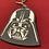 Thumbnail: Llavero Darth Vader Star Wars goma