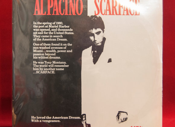 Scarface (Laser Disc)