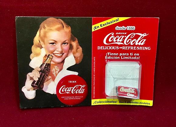 Pin Coca Cola Oficial