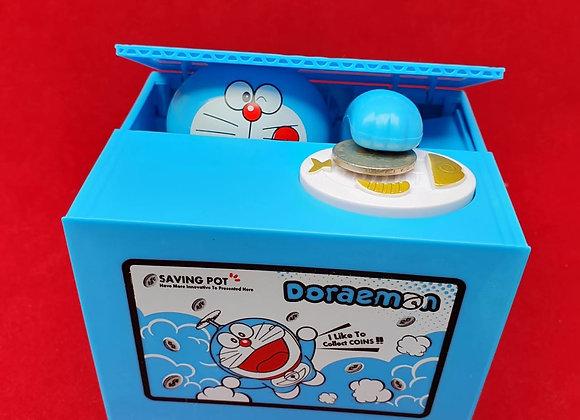 Alcancia Doraemon