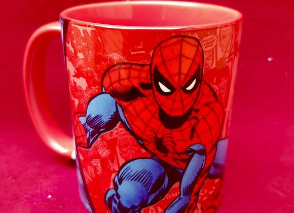 Mug Spiderman