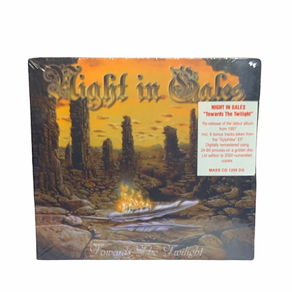 Cd Night in Gales Towards the Twilight