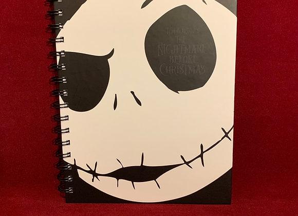 Cuaderno Jack Skellington