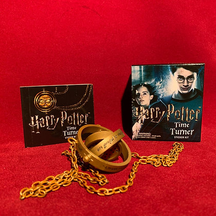 Collar Harry Potter (time turner)