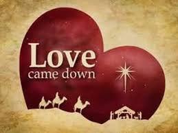 Love Came Down Heart.jpeg