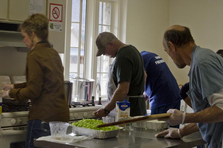 16.971 Kitchen Work