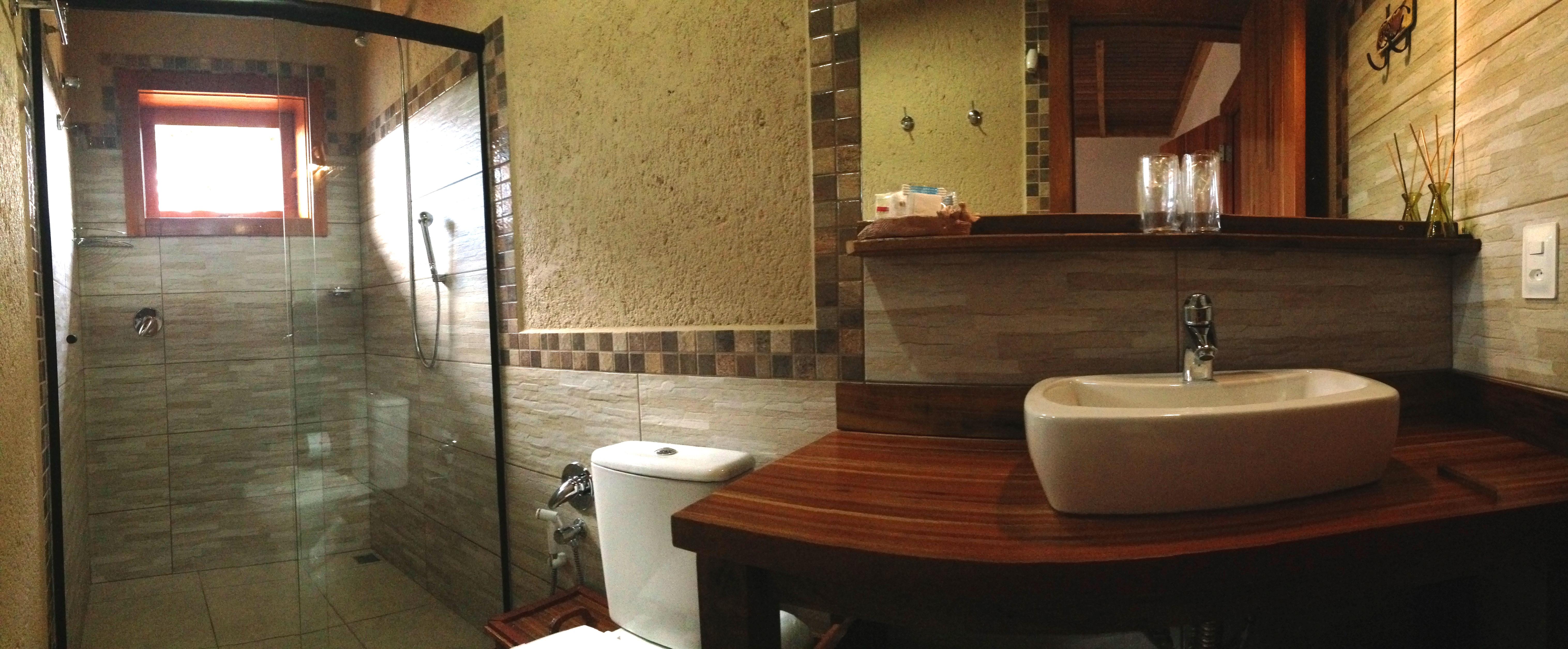 Banheiro suítes