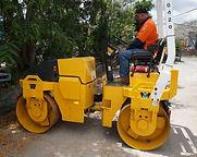 Dynapac CC142 tandem roller
