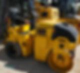 Dynapac CC122C combi roller