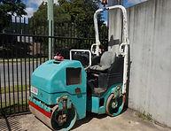 DD16 tandem roller