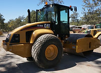 Cat CS663E smooth drum