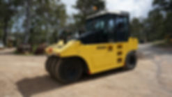 used multi tyred roller for sale