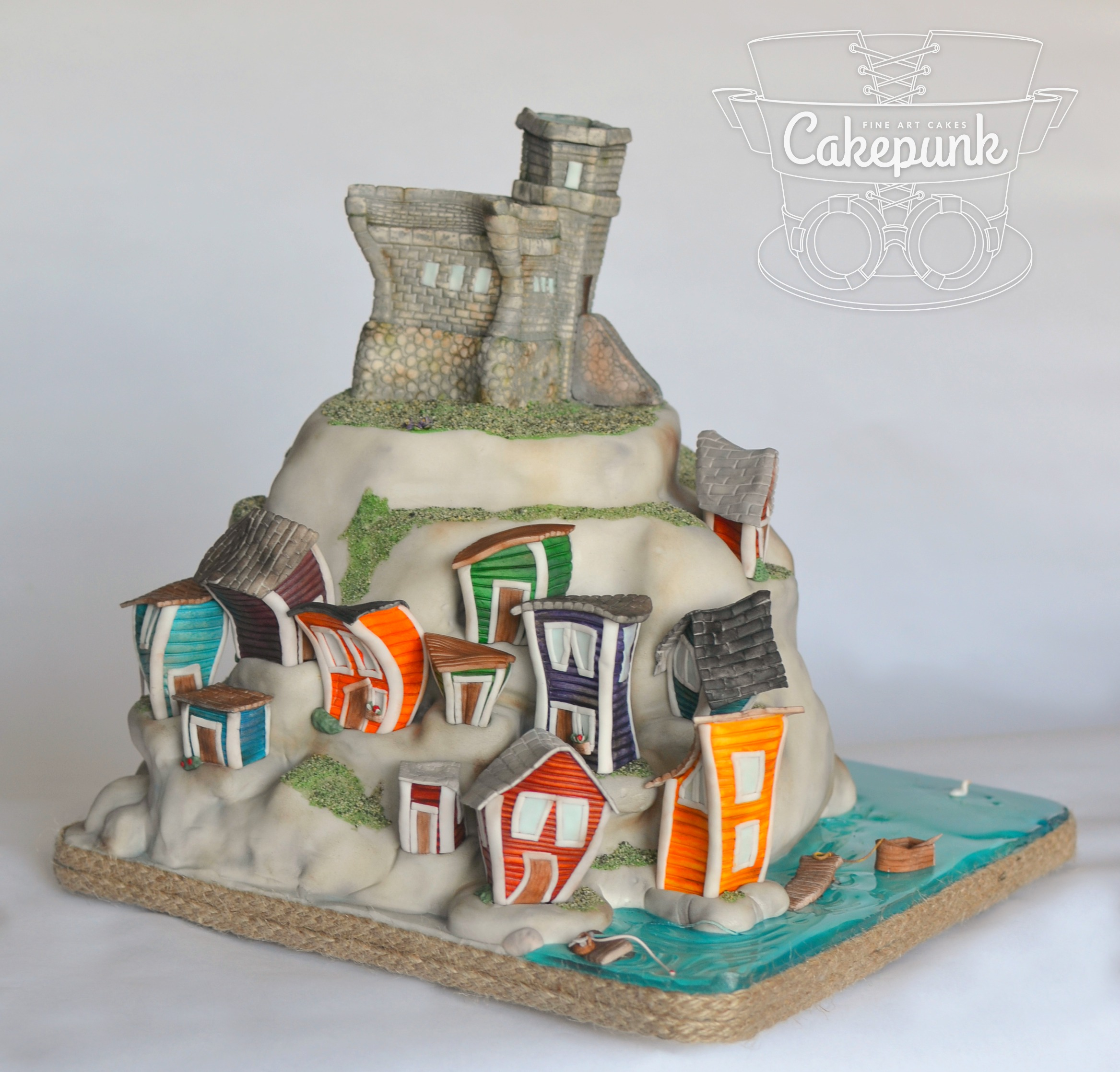 Signal Hill Cake