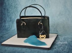 Michael Kors Bag & Tie