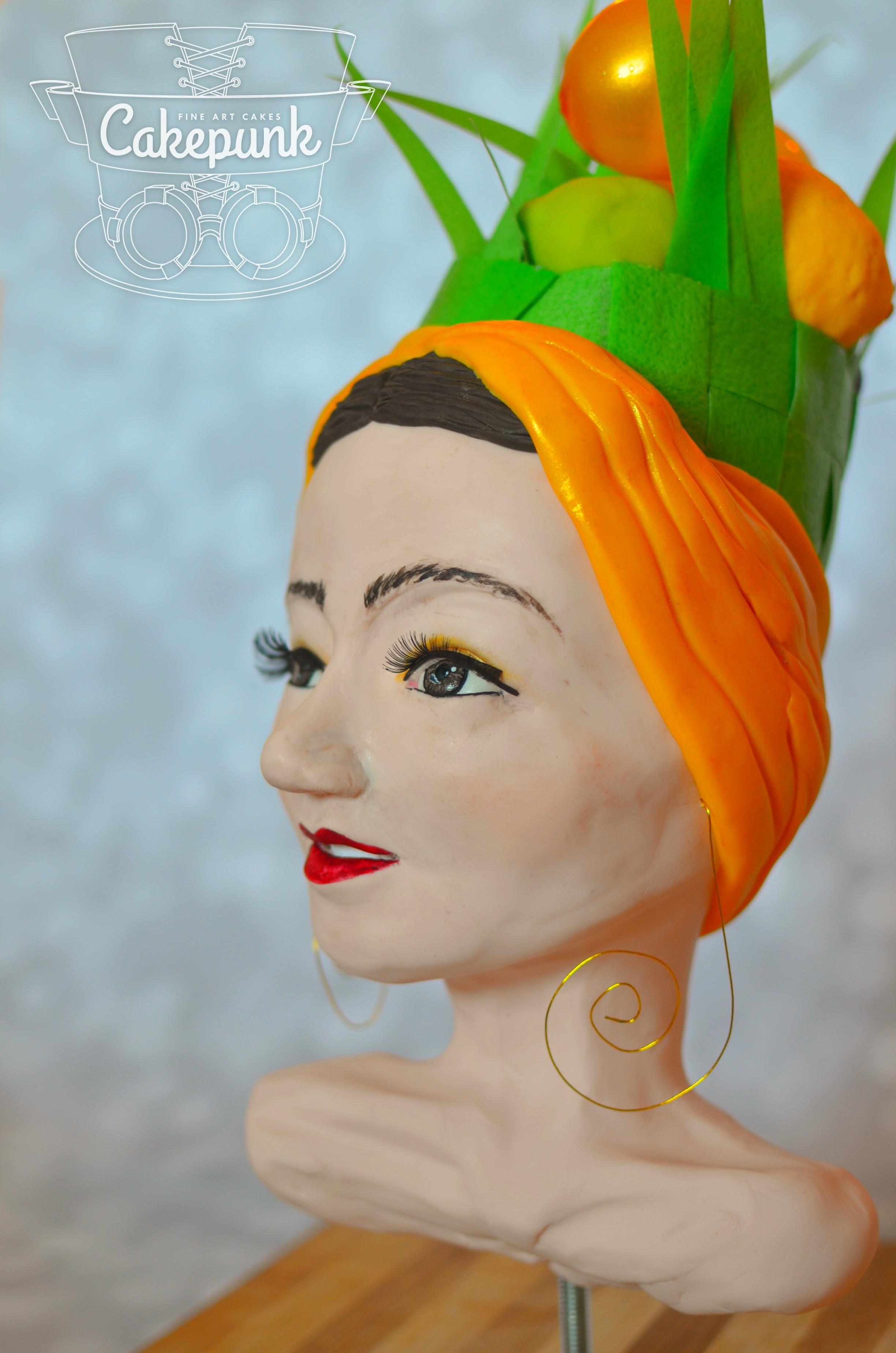Corinna Maguire Class: Fruit Lady