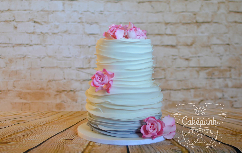 Ruffle Wedding