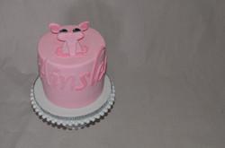 "Littlest Pet Shop ""Pink"" Cake"