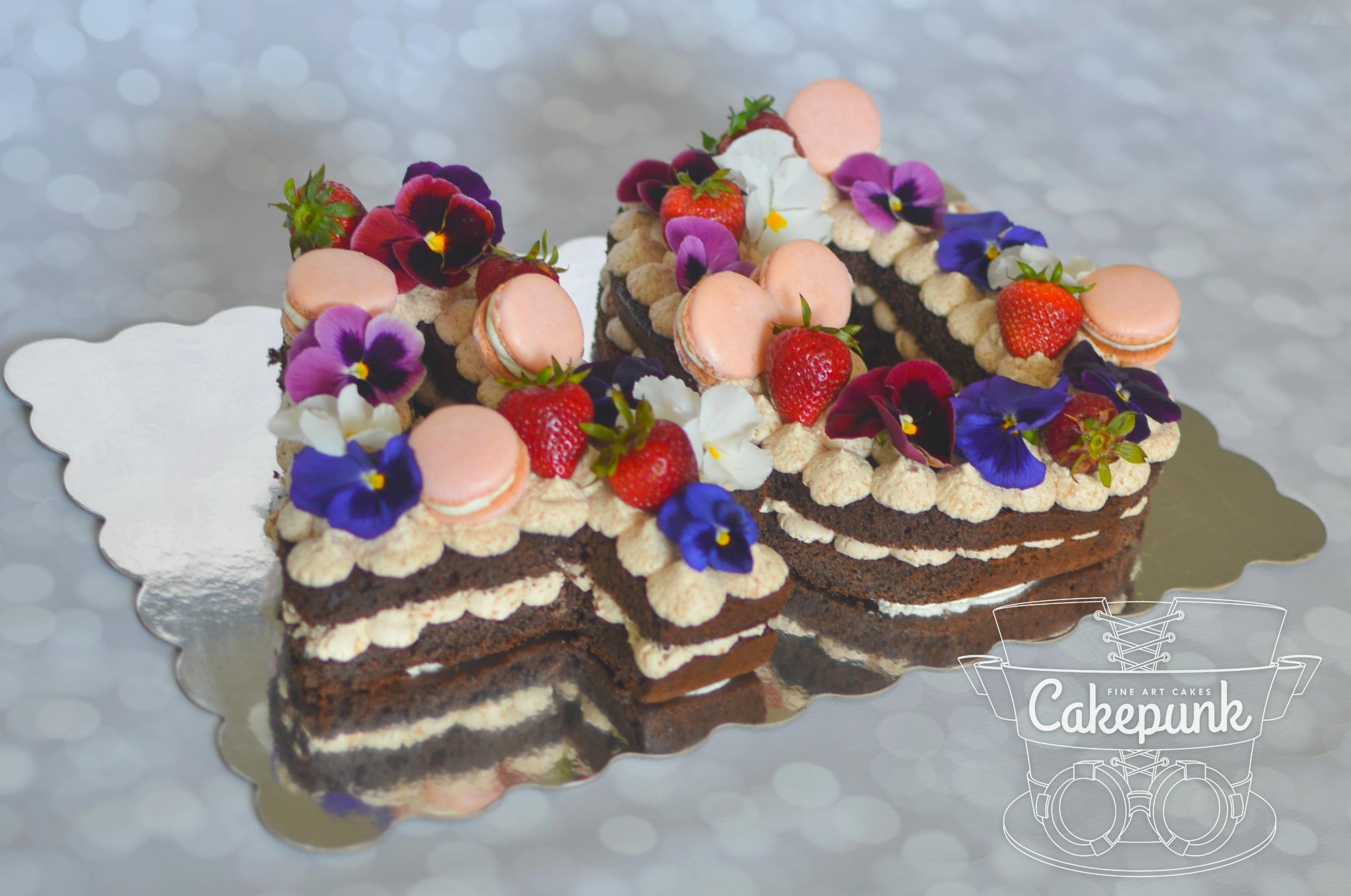 40 Torte Style Cake