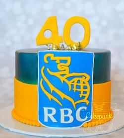 RBC 40 Years!