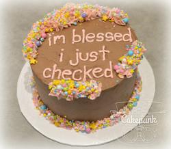 Chocolate & Sprinkles