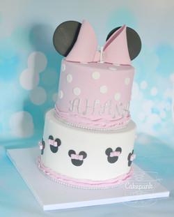 Lady Mouse Cake
