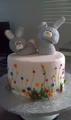Hannah's 7th Birthday Cake