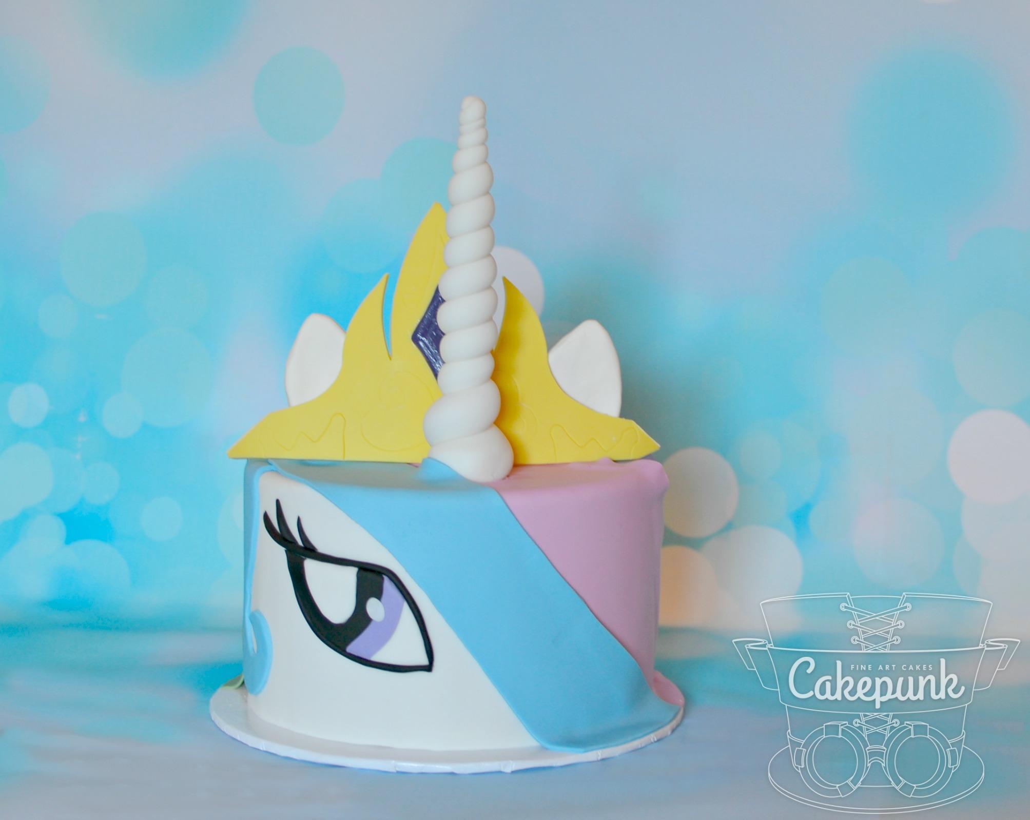 Princess Celestia Unircorn