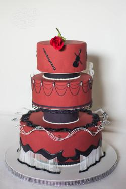 Symphony Cake